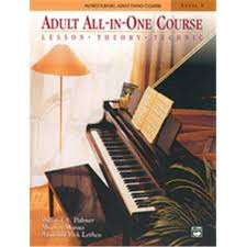 Alfred's Basic Adult All-in-One Course, Book 1 [Piano]