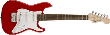Squier Mini, Rosewood Fingerboard, Torino Red