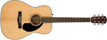 FENDER CC-60S Concert Acoustic Guitar Walnut