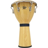 LP DJEMBE  NATURAL W/CCII RIM