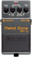 BOSS METAL ZONE