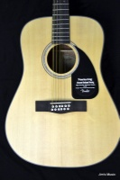 FENDER CD-100 12-String, Natural