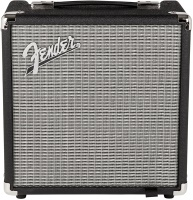 FENDER Rumble  15 (V3), 120V, Black/Silver