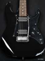 IBANEZ GRG/GRX Series Electric Guitar Black Night Black Night