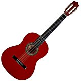 Stagg SA20D Acoustic Guitar Linden Red