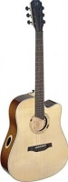 Stagg James Neligan SCOTIA Series Dreadnought Acoustic-Electric Guitar