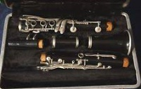 Used Bundy Clarinet