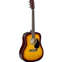 Stagg SA20DSNB Sunburst Acoustic Guitar