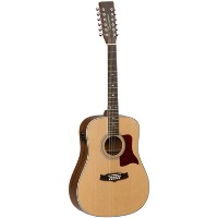 Tanglewood 12 String Orchestra Natural Satin