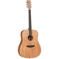 Tanglewood Dreadnought All Mahogany Solid