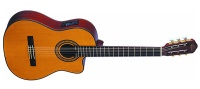 Oscar Schmidt Classical Cutaway Acoustic-Electric Guitar