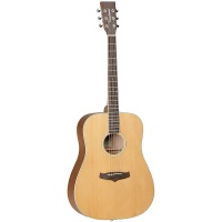 Tanglewood Solid Cedear Dreadnought Guitar