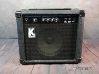 Used Kustom KBA20 Bass Amp