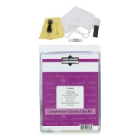 Care Kit, Composition Clarinet, Conn-Selmer Contains: Hanky Swab, Cleaning Cloth, Reed Guard, Duster