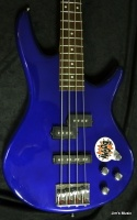 IBANEZ GSR Series Basses Guitar Jewel Blue Jewel Blue
