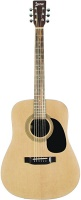 Lauren Dreadnought Acoustic Guitar
