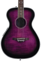 Daisy Rock Purple Burst Acoustic-Electric