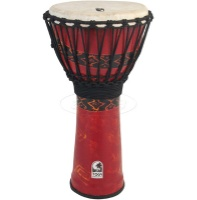 TOCA Freestyle Djembe Bali Red