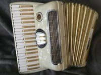 Jim's Music Vintage LaDuca Bros Accordion