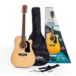 WASHBURN Apprentice Acoustic/Electric Pack