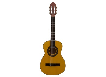 Laurel Canyon LN-50 1/2 Size Classical Guitar Natural 0.5