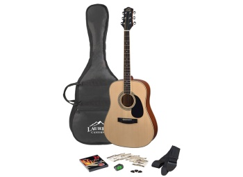 Laurel Canyon LD-100 Dreadnought Acoustic Guitar Standard