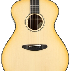 Breedlove Limited Edition Concerto Natural Shadow E Adirondack- Cocobolo