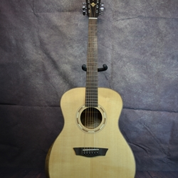 WASHBURN Comfort Series Solid Spruce Top
