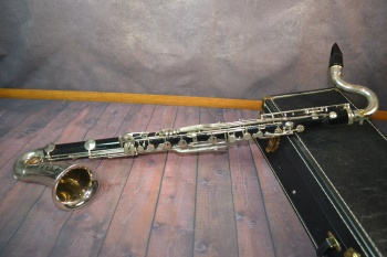 Used Vito Bass Clarinet